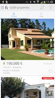 Screenshot of Fotocasa rent and sale
