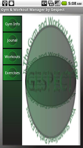 Gym Workout Manager FREE
