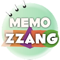 memozzang (note, diary) icon
