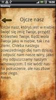 Screenshot of Modlitewnik