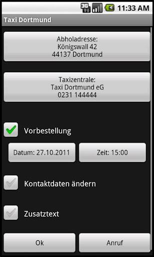 玩生產應用App|Taxi Dortmund免費|APP試玩