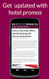 Marco Polo Plaza Cebu - screenshot