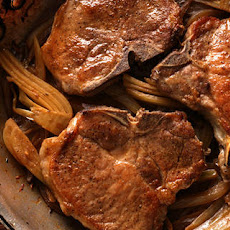 Braised Pork Chops and Fennel Recipe