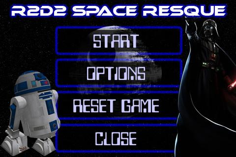 R2D2 Space Resque FREE