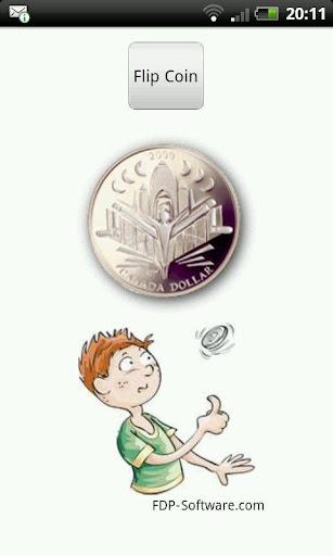 【免費休閒App】Flip a Coin-APP點子