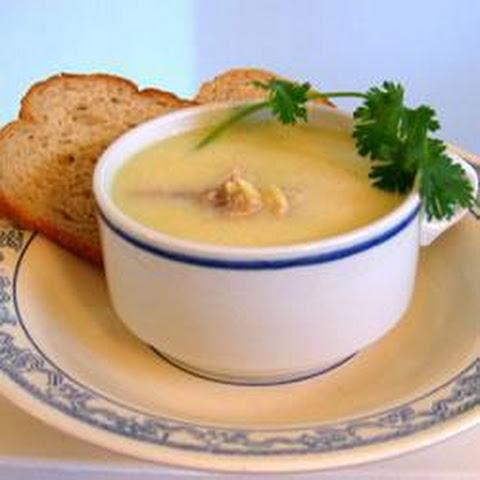 Greek Lemon Soup —Avgolemono Recept | Yummly