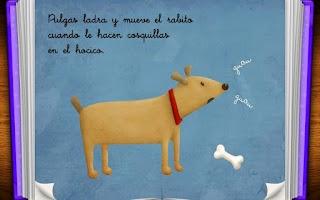Screenshot of Cuento de las Cosquillas