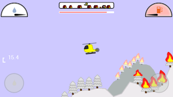 Screenshot of Fire Helicopter