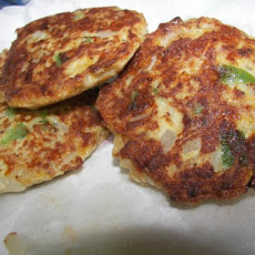 Golden Potato Cakes