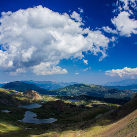 Pic Carlit 1 by Adrien Sutter - Landscapes Mountains & Hills ( hill, mountain, pic )