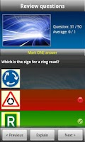 Screenshot of Driving Theory Test UK Car