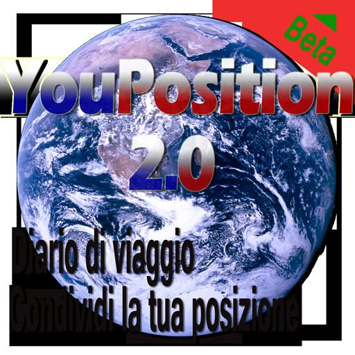 Youposition,旅遊日記 旅遊 App LOGO-APP試玩