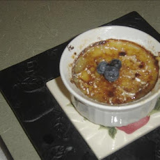 Fruity Creme Brulee