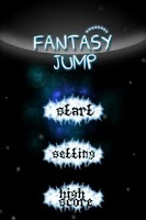 Screenshot of Fantasy Jump