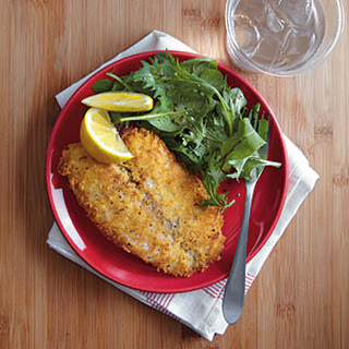 Healthy Crusted Tilapia Recipes