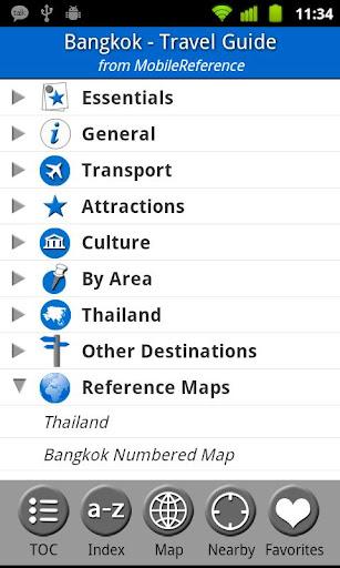 Bangkok Thailand - FREE Guide