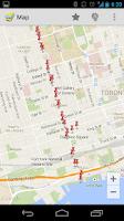 Screenshot of Toronto - Next Bus GTA