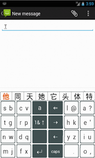 B16 Chinese Dictionary - screenshot