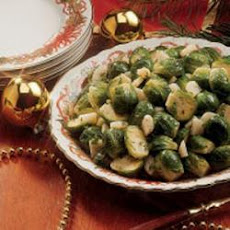 Fancy Brussels Sprouts