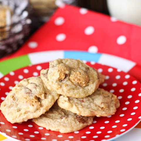 Reeses Peanut Butter Egg Cookies…