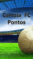 Screenshot of Cartola FC Pontos