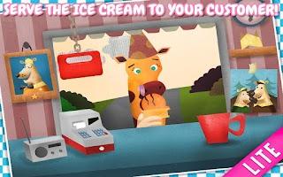 Screenshot of Wombi Ice Cream (LITE)