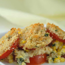 Gluten Free End of Summer Casserole