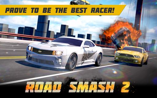 Road Smash 2: Hot Pursuit - screenshot