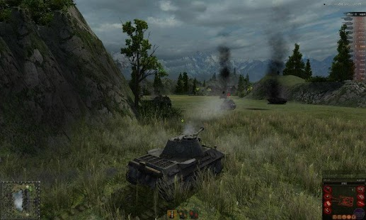 Iron Tank Machine - screenshot