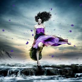 Sea Dance by Bang Munce - Digital Art People (  )