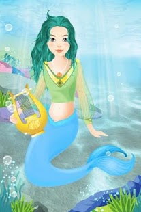 Mermaid Dress Up - screenshot