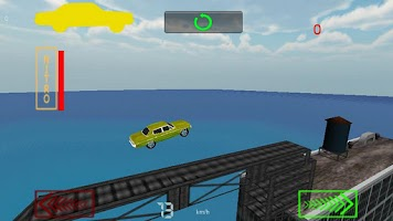 Screenshot of Muscle Car Trial