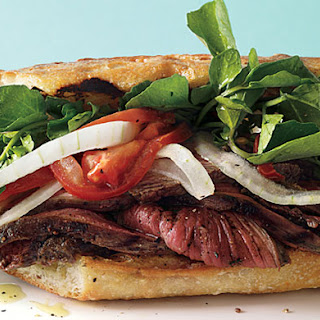 Grilled Steak Sandwich French Bread Recipes