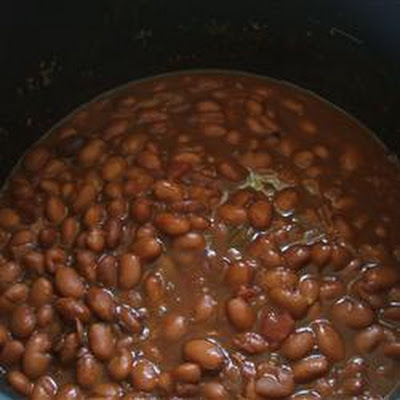 Hot as Hell Hickory Beans