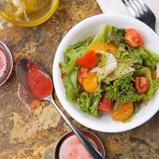 Strawberry Vinaigrette Salad Recipes