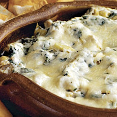 Spinach and Artichoke Dip (Light)
