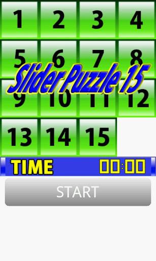 Slider Puzzle 15