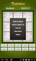 Screenshot of Free Sudoku