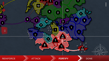 Screenshot of Border Siege LITE [war & risk]