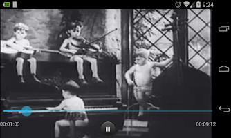 Screenshot of Video Cloud