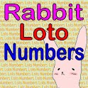 RabbitLotoNumbers icon