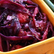 Red Cabbage & Cranberries