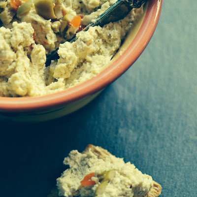 Birthday Leftover Chicken Spread