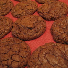 Deluxe Double Chocolate Cookies