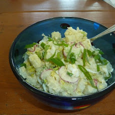 Grandmother Bucky's Potato Salad
