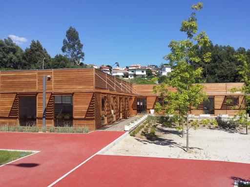 Edifício de suporte ao Estudo