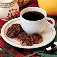 Chocolate Truffle Cookies