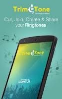 Screenshot of Trim & Tone-The Ringtone Maker