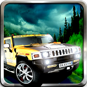 Fast Jeep Racing 3D