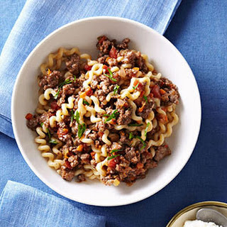 30-Minute Bolognese